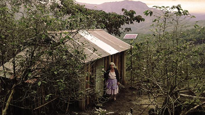 El Programa Luz en Casa Oaxaca de ACCIONA
